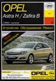 Техническая литература по OPEL Astra G / Zafira A
