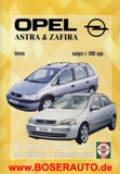 Техническая литература по OPEL-Astra G / Zafira A